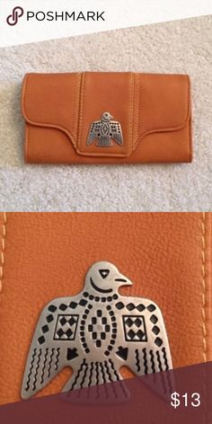 Vintage Faux Leather Wallet Brand new without tags. Brandy Melville Accessories