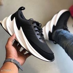 Casual Shoes AMIT SHOES Men's Black styles Casual shoes Material: Mesh Sole Material: Rubber Fastening & Back Detail: Lace-Up Multipack: 1 Sizes: IND-7 IND-6 IND-10 IND-9 IND-8 Country of Origin: India Sizes Available: IND-6, IND-7, IND-8, IND-9, IND-10   Catalog Rating: ★3.9 (6372)  Catalog Name: Unique Fashionable Men Casual Shoes CatalogID_1136496 C67-SC1235 Code: 244-7119610-999