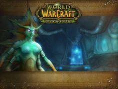 Coilfang Reservoir Lich King, World Of Warcraft, Mists