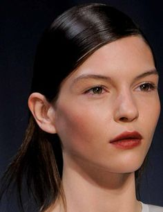 Best SS14 Beauty: New York Fashion Week - Helmut Lang | ELLE UK