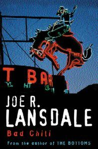 Bad Chili by Joe R. Lansdale | I was looking for my first Joe Lansdale book to read, and came across Bad Chili as a recommendation. I'm glad I read it. It's kind of a crazy, funny, mystery murder novel. Two back wood Texan best friends try to to solve the disappearance of a boyfriend. And there's chilli, rabid animals, bikers, and leisure suits involved.