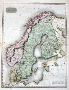 1809 Scandinavia