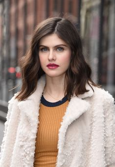 Alexandra Daddario - out in NYC - 1/29/18