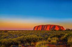 オーストラリアといえばやはりここは見ておきたい絶景です。