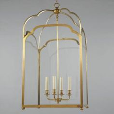 Winslow Square Lantern by Vaughan Designs