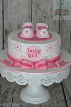 baby shower - Cake by designed by mani