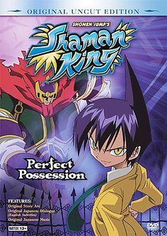 Shaman King - Vol. 2: Perfect Possession (DVD, 2004, Uncut), Good Shape!