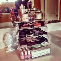 glambox! great for staying organized.