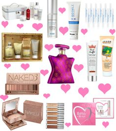 Get yourself ready for Valentine's Day - MUST HAVE'S