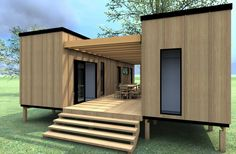 $40 000 Shipping Container Home