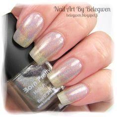 Nail Art by Belegwen: Born Pretty Holo Polish #1