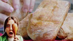 Cómo hacer pan casero: GENIAL para principiantes/ Recetas de Pan - Pauli...
