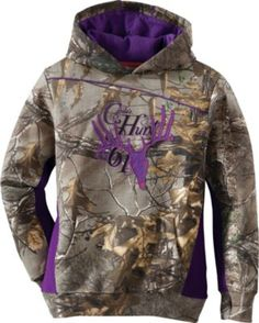 """""""I love this pull over! It is great for everyday as well as the hunts my daughter will go on."""""""