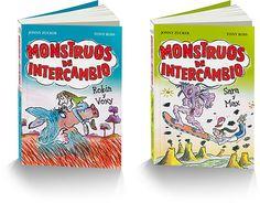 Una nueva colección de libros de humor con ilustraciones de Tony Ross
