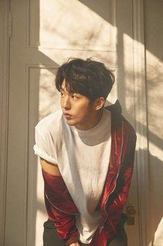 Korean Fashion Trends you can Steal – Designer Fashion Tips Kim Joo Hyuk, Nam Joo Hyuk Cute, Jong Hyuk, Asian Actors, Korean Actors, Nam Joo Hyuk Wallpaper, Park Bogum, Joon Hyung, Kim Book