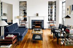 Thom Browne, Menswear Designer Home - New York Apartment