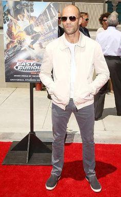 Statham is the villainous Deckard Shaw in 'Furious 7.'