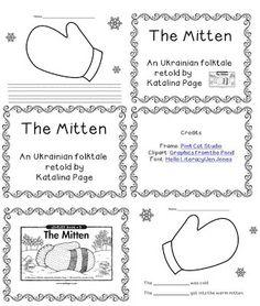 #Free The Mitten Printables