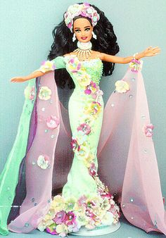 miss texas barbie dolls   ๑Miss Nauru 2000   Queen Pageant Barbies   Pinterest