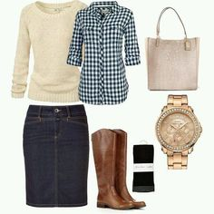Fall fashion will be here soon! At least where I live anyway. I'm so excited  #totalfashionistas