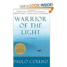I love all of Paulo Coelho's books, but this one is a great one to carry around and just read a passage or two during those spare moments in the day.