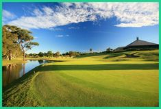 Golf Courses - Five of the Best Golf Resorts in the World >>> Check out this great article. #GolfCourses