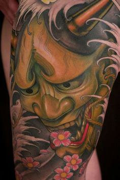 ✯ Artist Jeff Gogue  -Detail- Tattoo ✯