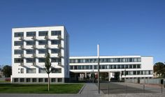 Bauhaus buildings, Dessau