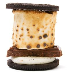 smore, oreo, smoreo, marshmallow, chocolate, sweets, camp, camping, summer, indulge