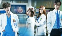 Our Favorite Drama Doctors