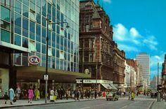 C & A Sauchiehall St Glasgow1970s