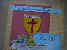 Página Litúrgica para Julio: Mes dedicado a la Preciosa Sangre de Cristo