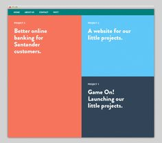 Our Little Projects in Websites We Love