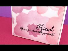 How to stamp on vellum - with dies! ft Mondo Magnolia by Ellen Hutson - YouTube