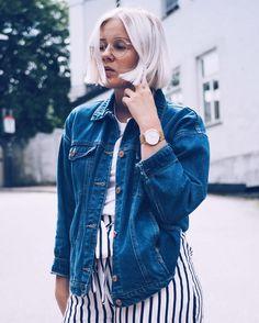 Toinen mun kesän vakkariasuista nyt blogissa!  #moreontheblog #fashionstatement #whatiwore #monkistyle