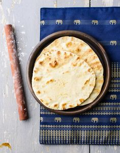 Naans au Fromage : The recette !