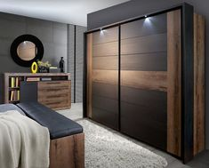 Best Wardrobe Design Ideas For Your Small Bedroom 04 Best Wardrobe Designs, Sliding Door Wardrobe Designs, Wardrobe Interior Design, Wardrobe Design Bedroom, Luxury Bedroom Design, Bedroom Bed Design, Bedroom Furniture Design, Modern Wardrobe, Master Bedroom