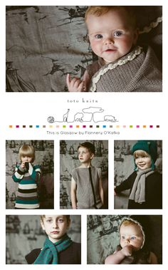 handmade TOTO KNITS: gorgeous, organic & affordable