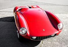 connoisseursoflife: Ferrari 750 Monza Scaglietti Spyder
