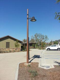 site lighting lodge