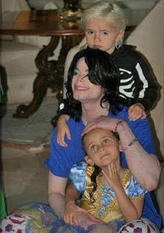 Paris Prince Blanket Jackson | Fotos de Michael Jackson y sus hijos