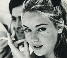genevieve grad french actress 60s