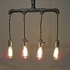 industrial lamps | Industrial looking lamp.... use to easly....