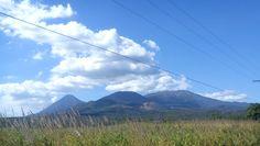 Volcán de Izalco y Cerro Verde, El Salvador
