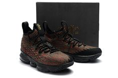 fb1f3c20933 Buy Nike LeBron 15 BHM Black Multi-Color Basketball Shoes 2018-4 Jordan  Basketball