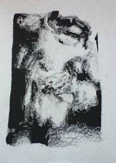 Albert Schweitzer. misure 30x37 cm, cartoncino da 2mm