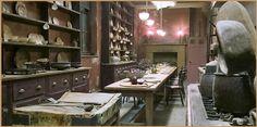 12 Grimmauld Place/Harry Potter