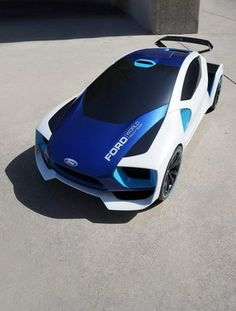 Ford RS 160 Rally Concept