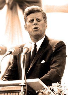JFK Addresses The AFL-CIO Convention - December 7, 1961