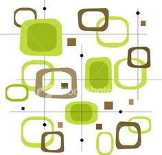 Retro Vector Graphic in lime and brown http://www.spiderpic.com/stock-photos/istockphoto/3523936-retro-lime-green-and-brown-squares-vector